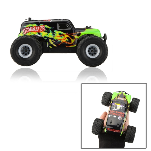 Buy Original HSP 94250A 2.4G 1/24th Scale RC 4WD Electric Powered Monster Truck Toys Transmitter RTR