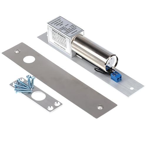 Buy Electric Drop Bolt Door Lock DC 12V Magnetic Induction Auto Deadbolt Security Access Control System