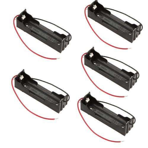 Buy DIY Battery Storage Case Box Holder 3.7V 18650 Lithium
