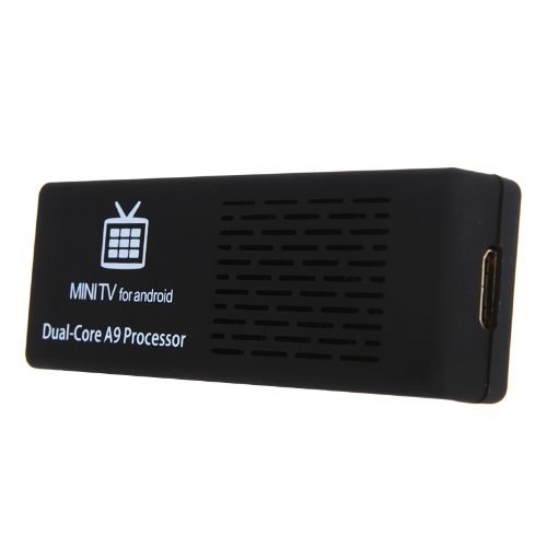 Video V490 Mini Android 4.2 Google TV Player Box Dual Core RK3066 1G/8GB Bluetooth HD1080P Wifi EU Plug