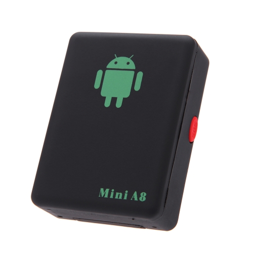 Buy Mini A8 Global GPS Tracker Locator GSM/GPRS 4 Bands Tracking SOS Button Cars Kids Elder Pets