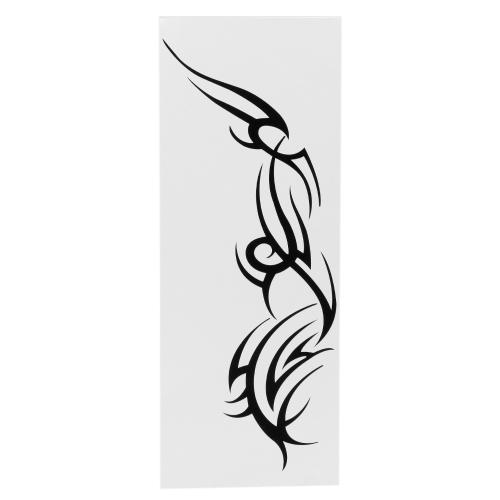 Tattoo Sticker Totemistic Pattern Waterproof Body Art Temporary Tattooing Paper