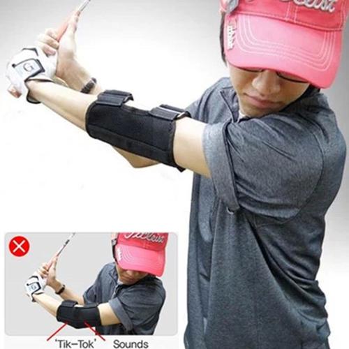 Buy Golf Equipment Swing Training Straight Practice Elbow Brace Corrector Support Arc