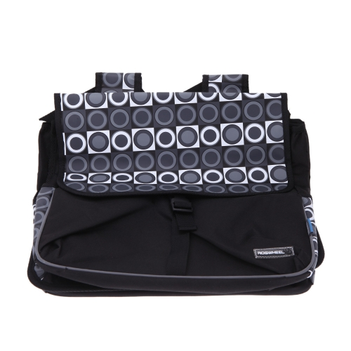 Buy ROSWHEEL 28L Cycling Bicycle Bike Rear Rack Tail Seat Bag Pannier Double Side Outdoor Travel