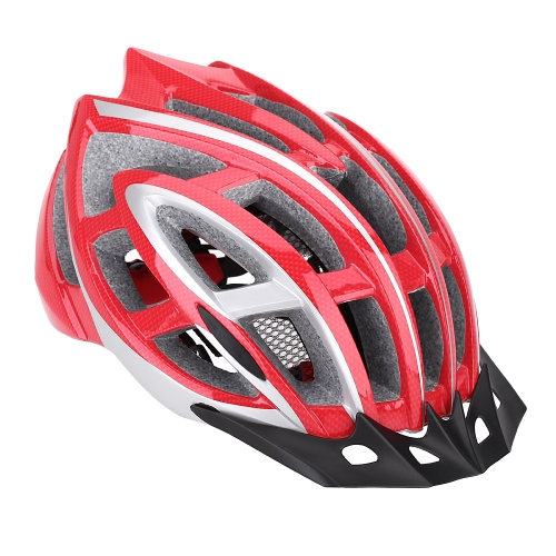 New Portable Lightweight Outdoor Cycling Crash Helmet Mountain Bike Bicycle Riding Helmet от Tomtop.com INT