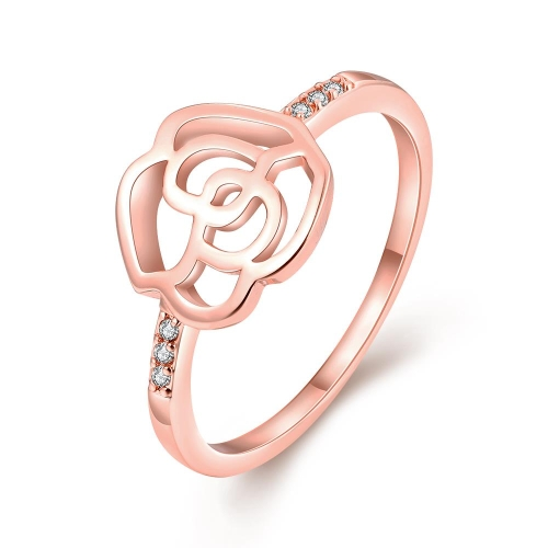 Buy R010-8 Nickle Free Antiallergic New Fashion Jewelry K Gold Plated Ring